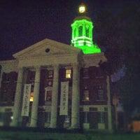 Foto diambil di Baylor University oleh Steph M. pada 11/4/2012