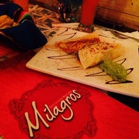 Photo taken at Milagros by Marcela R. on 12/28/2013