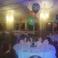 Photo taken at Cranston Country Club by Paula P. on 11/16/2013