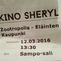 Photo taken at Kino Sheryl by Kirsi S. on 3/12/2016