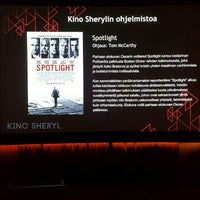 Photo taken at Kino Sheryl by Kirsi S. on 4/25/2016