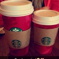 Photo taken at Starbucks by Elina Z. on 12/2/2014