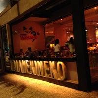 Photo taken at Manekineko by Marco C. on 2/15/2013
