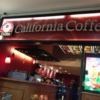 Photo taken at California Coffee by Marco C. on 6/2/2013