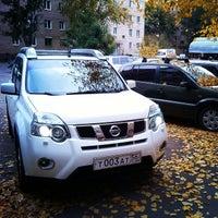 Photo taken at Мини Рынок Южный by Тим Р. on 9/30/2014