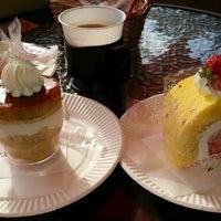 Photo taken at SWEETS MIZUNOYA by Ushio S. on 4/5/2014