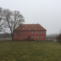 Photo taken at Gutshaus Rensow by frollein b. on 12/17/2016