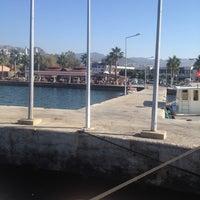 Photo taken at English Harbor by Metin İ. on 10/31/2013