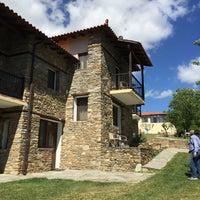 Photo taken at Απολυμένη Πέτρα by Semra S. on 5/6/2017