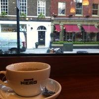 Photo taken at Caffè Nero by M J. on 4/13/2012