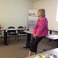 Photo taken at The GOA Regional Business Association by Kari-Ann B. on 8/28/2012