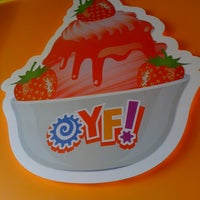 Photo taken at Yogo Factory by Hiro on 5/6/2012