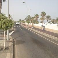 Photo taken at Avenida de las Playas by Jesus D. on 6/28/2012