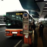 3/19/2012にใหม่ A.が第2ターミナルバスのりばで撮った写真