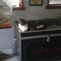 Photo taken at Zephyr Farm Office by ♥Margarita M. on 8/26/2012
