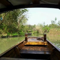 Photo taken at Xixi National Wetland Park by Vivienne X. on 3/31/2012