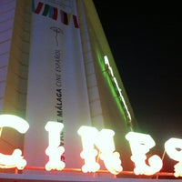 Photo taken at Cine Albéniz by Carlos Elipe (Chilipe) I. on 4/24/2015