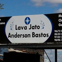 Photo taken at Lava jato do Anderson by André R. on 3/15/2014
