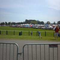Photo taken at Foxfield Races by Stephen N. on 4/27/2013