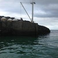 Photo taken at Puerto de Celoriu by Davi on 8/2/2013