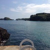 Photo taken at Puerto de Celoriu by Davi on 8/17/2013