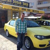 Photo taken at Demirtaş Dosab TAKSİ by Kemal B. on 8/14/2014