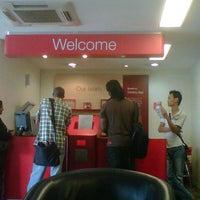 Photo taken at CIMB Bank by Syafyda A. on 1/7/2013