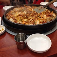 Photo taken at Uncle Jang Korean Restaurant by Joanne W. on 12/2/2013