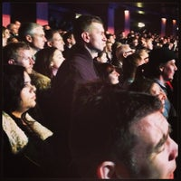 Photo taken at Eventim Apollo by Mike R. on 2/7/2013