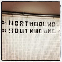 Photo taken at CTA - North/Clybourn by Mike R. on 1/18/2013