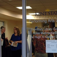 Photo taken at Kent State University Performing Arts Library by Kent State University Performing Arts Library on 9/18/2013