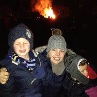 Photo taken at Kibworth Bonfire Spectacular by Alex C. on 11/3/2012