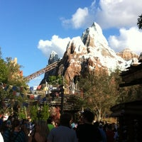 Photo taken at Expedition Everest by Kathleen M. on 11/11/2012