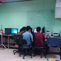 Photo taken at UP Electrical and Electronics Engineering Institute by Philip M. on 4/23/2013