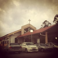 Photo taken at Chapel Of Mother Mary by Candice S. on 12/28/2012