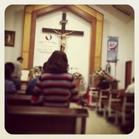 Photo taken at Chapel Of Mother Mary by Candice S. on 12/27/2012