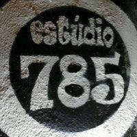 Foto tirada no(a) Estúdio 785 por Cesar C. em 3/6/2013