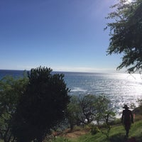 Photo taken at Diamond Head Scenic Point by Matuz on 1/28/2017