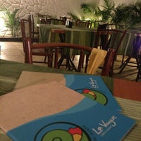 Photo taken at Bercy Village - Crepes e Saladas by Karina M. on 1/13/2013