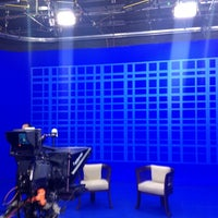 Photo taken at WIPR-TV Canal 6 by Luis A. on 12/2/2013
