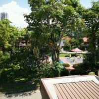 Photo taken at Jalan Mas Kuning Car Park (J0050) by Steven S. on 9/3/2016