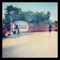 Photo taken at Kampung Permatang Rawa by Fathilullail J. on 10/18/2013