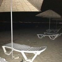 8/14/2014에 Sümeyra Y.님이 73evler Plaj에서 찍은 사진