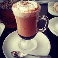 Photo taken at Santidade Café by Dainara S. on 11/23/2013