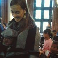 Photo taken at Mack Ave Community Church by Edythe F. on 10/18/2015