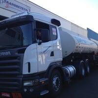 Photo taken at Transportadora Betete Ltda by Ricardo A. on 9/18/2013