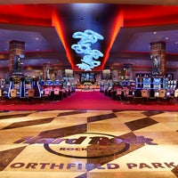 Photo taken at Hard Rock Rocksino Northfield Park by Hard Rock Rocksino Northfield Park on 2/5/2014