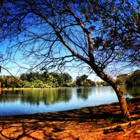 Photo taken at Ibirapuera Park by Cadu on 7/20/2013