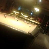Photo taken at Arena Pool & Cafe by Tauvik V. on 10/14/2013