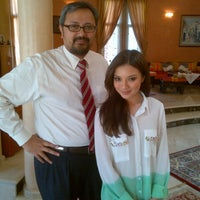 Photo taken at Malaysia Ambassador's Residence by Ross G. E. on 2/27/2013